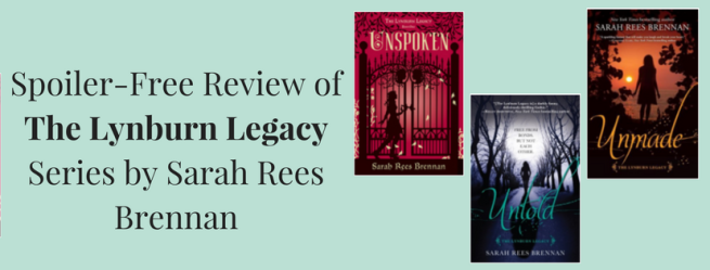 Spoiler-Free Review of The Lynburn Legacy Series by Sarah Rees Brennan.png