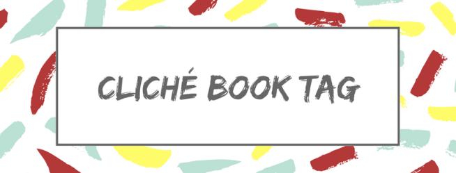 Cliche book tag