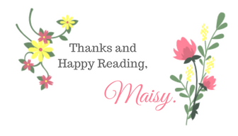 Thanks and Happy Reading,