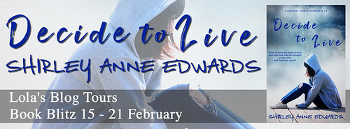 Decide to Live banner
